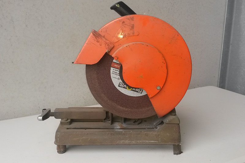 "Drop Saw – 14"" Metal (Bare)"