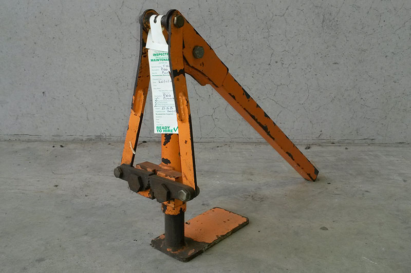 Fence Post Lifter