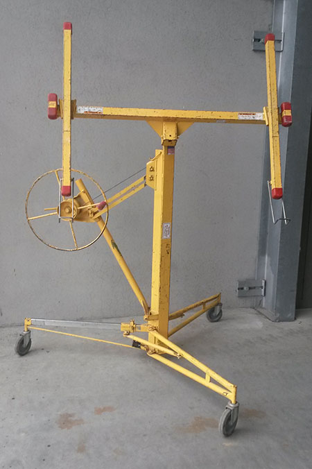 Panel Lift (Plasterboard Lifter)