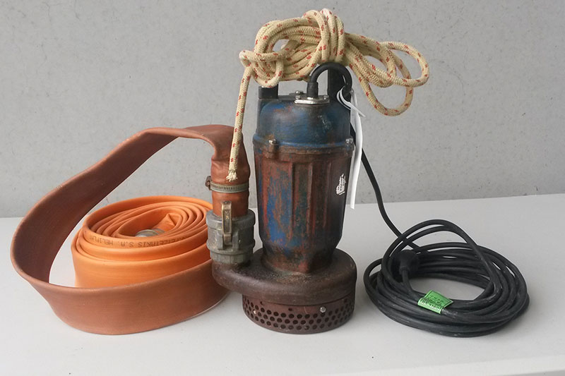 Submersible Pump – Electric
